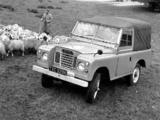 Pictures of Land Rover Series III 88 Soft Top 1971–85
