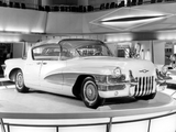 Cadillac LaSalle II Sedan Concept Car 1955 photos
