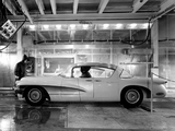 Cadillac LaSalle II Sedan Concept Car 1955 wallpapers