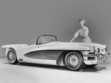 Photos of Cadillac LaSalle II Convertible Concept Car 1955