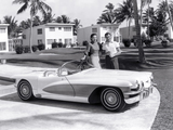 Pictures of Cadillac LaSalle II Convertible Concept Car 1955