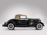 LaSalle Convertible Coupe 1933 photos