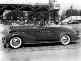 LaSalle Convertible Coupe Indy 500 Pace Car 1934 images