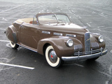 LaSalle Convertible Coupe (52) 1940 photos