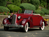 Photos of LaSalle Convertible Coupe (36-5067) 1936