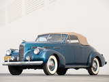 Photos of LaSalle Convertible Coupe (52) 1940