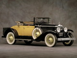 Pictures of LaSalle Convertible Coupe (303) 1927