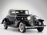 Pictures of LaSalle Convertible Coupe 1933