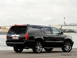 Cadillac Escalade ESV 2009 images