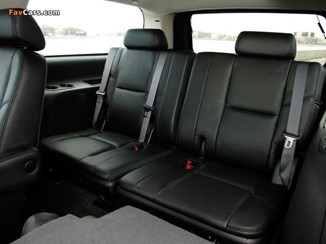 Cadillac Escalade ESV 2009 pictures (640 x 480)