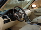 Photos of Cadillac Escalade 2009