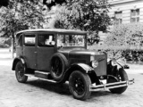 Pictures of Laurin & Klement 110 1925–29
