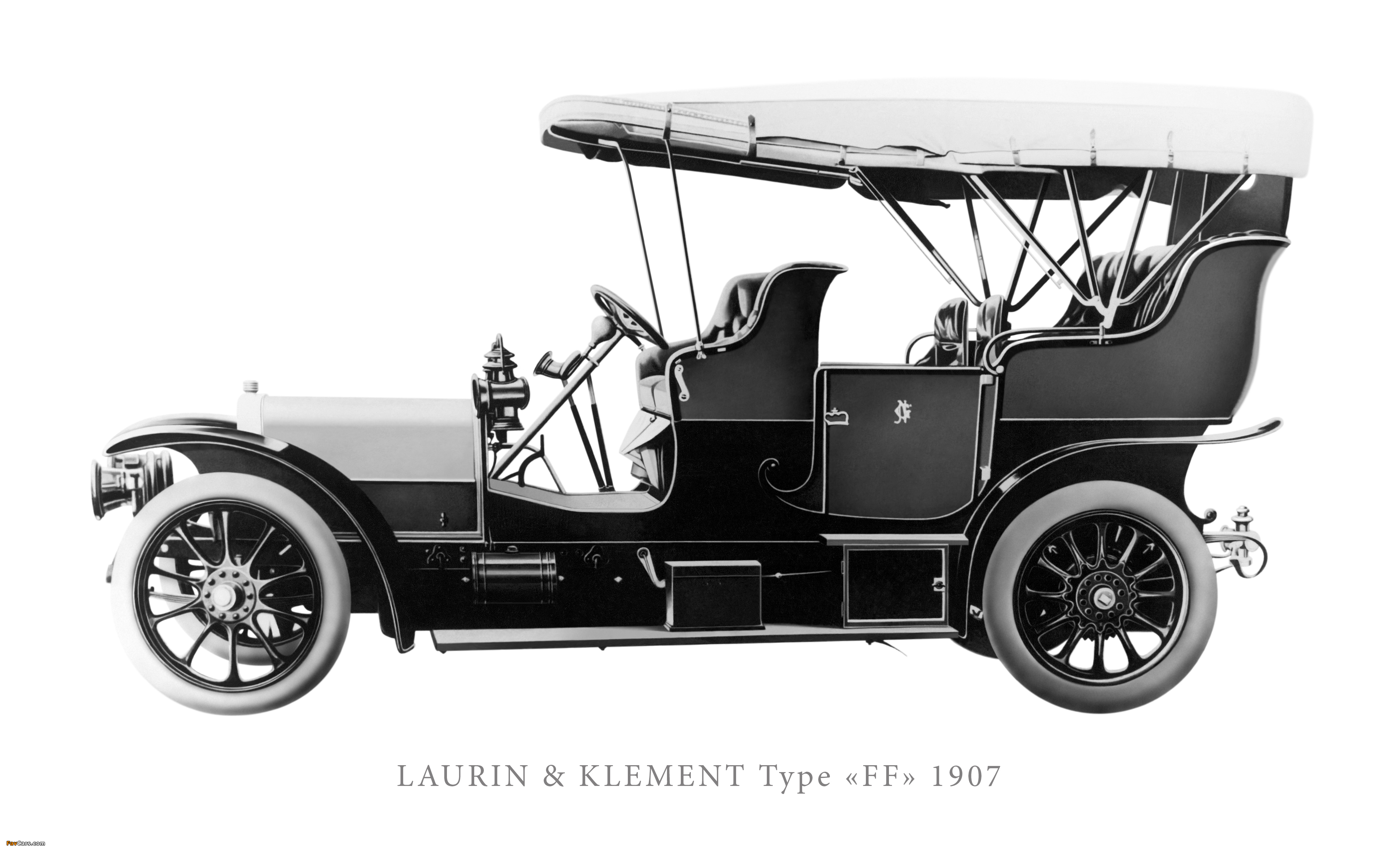Pictures of Laurin & Klement Type FF (3646 x 2218)