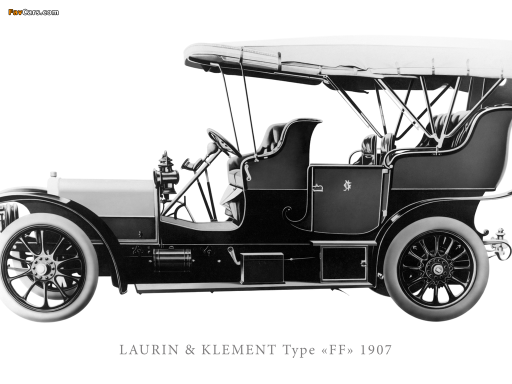 Pictures of Laurin & Klement Type FF (1024 x 768)