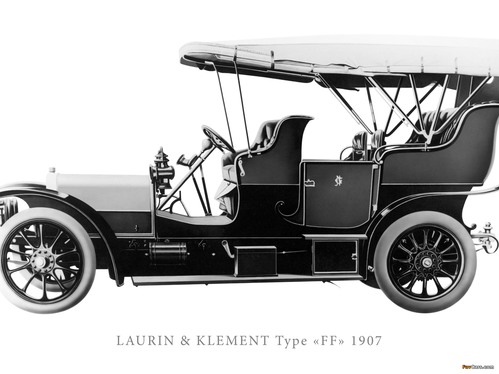Pictures of Laurin & Klement Type FF (1600 x 1200)