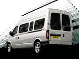 LDV Maxus Minibus 2004–09 photos