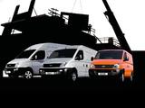 LDV Maxus Van 2004–09 pictures