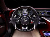 Images of Lexus LF-LC Concept 2012