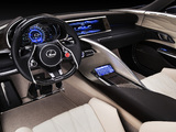 Images of Lexus LF-LC Blue Concept 2012