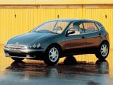 ItalDesign Lexus Landau Concept 1994 wallpapers