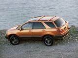 Lexus SLV Concept 1997 pictures