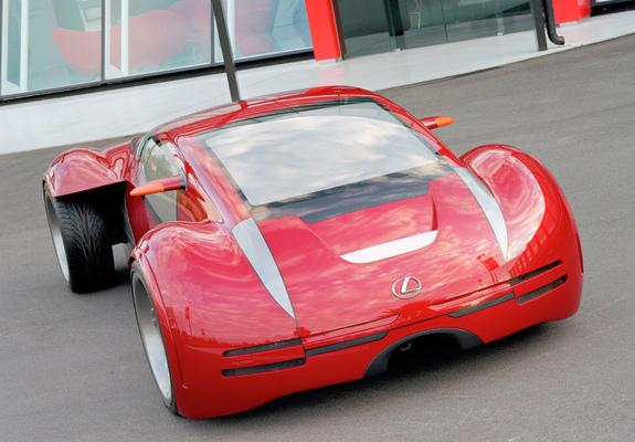 Lexus 2054 Minority Report Concept 2002 Images
