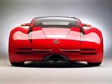 Lexus 2054 Minority Report Concept 2002 photos