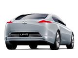 Lexus LF-S Concept 2003 images