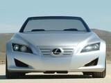 Lexus LF-C Concept 2004 photos