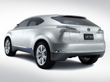 Lexus LF-Xh Concept 2007 images