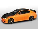 Lexus IS F CCS Concept (XE20) 2010 wallpapers