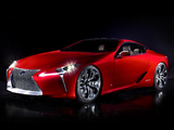Lexus LF-LC Concept 2011 photos