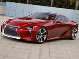 Lexus LF-LC Concept 2011 pictures