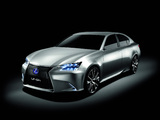 Lexus LF-Gh Concept 2011 wallpapers