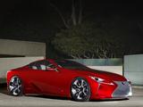Lexus LF-LC Concept 2012 images