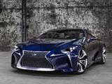 Lexus LF-LC Blue Concept 2012 images