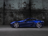 Lexus LF-LC Blue Concept 2012 photos