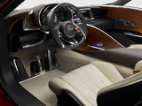Lexus LF-LC Concept 2012 photos