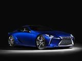 Lexus LF-LC Blue Concept 2012 photos