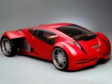 Photos of Lexus 2054 Minority Report Concept 2002