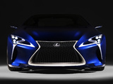 Photos of Lexus LF-LC Blue Concept 2012
