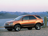 Pictures of Lexus SLV Concept 1997