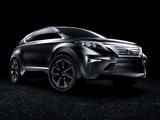 Pictures of Lexus LF-Xh Concept 2007