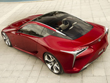 Pictures of Lexus LF-LC Concept 2011
