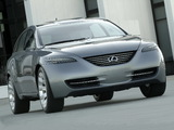 Lexus HPX Concept 2003 wallpapers