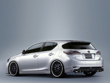 Images of Artisan Spirits Lexus CT200h 2011