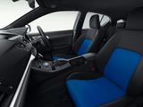 Photos of Lexus CT 200h F-Sport JP-spec 2011–14