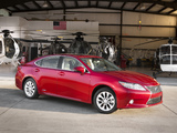 Images of Lexus ES 300h 2012