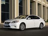 Images of Lexus ES 350 CIS-spec 2013