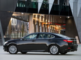 Images of Lexus ES 350 AU-spec 2013